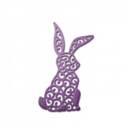 Универсална щанца за изрязване - Spellbinders - Bunny - D-Lites