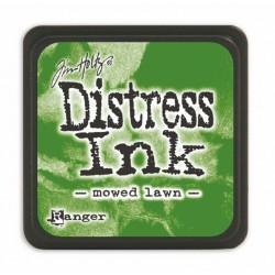 Мини дистрес мастило - Tim Holtz - Mowed Lawn mini ink pad