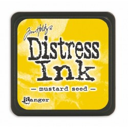 Мини дистрес мастило - Tim Holtz - Mustard Seed mini ink pad