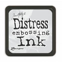 Мини ембосинг дистрес мастило -  Tim Holtz - Distress Mini Embossing Ink Pad