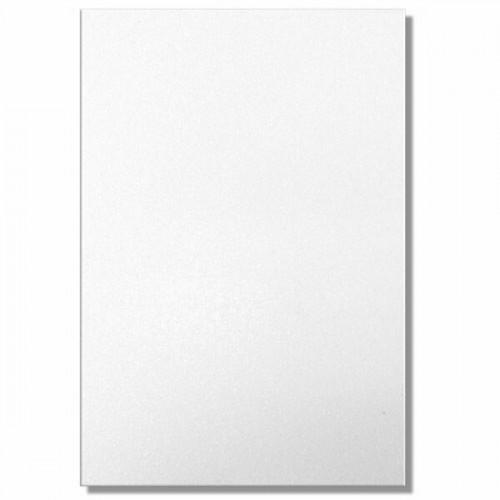 Качествен брокатен картон - бял - A4 - Glitter Card - Stardust (White) - 220гр.