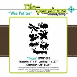 Универсална щанца за рязане - Die Versions - Wee Petites - Buggy