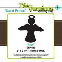Универсална щанца за изрязване ангел - Die Versions - Sweet Petites - Angel