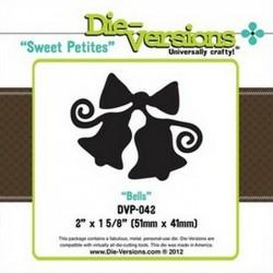 Универсална щанца за рязане камбанки - Die Versions - Sweet Petites - Bells