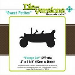 Универсална щанца за рязане - Die Versions - Sweet Petites - Vintage Car