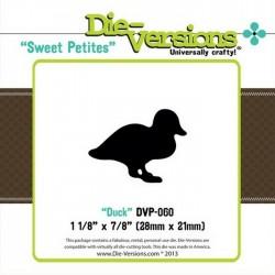 Универсална щанца за рязане - Die version - Sweet Petites - Duck