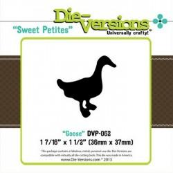 Универсална щанца за рязане - Die version - Sweet Petites - Goose