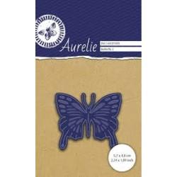Универсални шаблони за рязане и релеф пеперуда - Aurelie Butterfly 2 Die (AUCD1005)