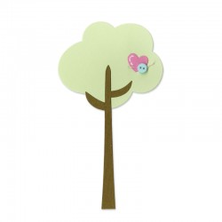 Щанца - Sizzix Bigz Die - Tree & Heart