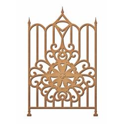 Универсален шаблон за изрязване и релеф - Spellbinders - Gate Element