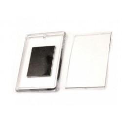 Отваряща се основа за магнит с размери 78x52 мм