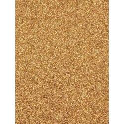 Качествен брокатен картон - розово-златно - A4 - Glitter Card - Rose-Gold - 220гр.