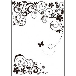 Папка за релеф - Crafts Too  - Embossing Folder - Summer Days