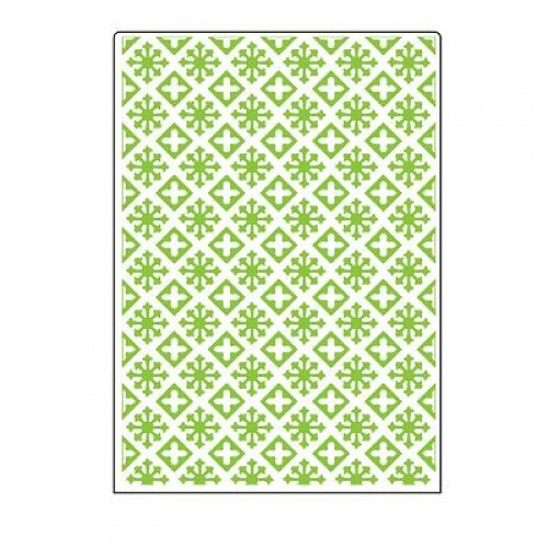 Папка за релеф - Crafts Too  - Embossing Folder - A4 Double