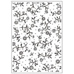 Папка за релеф - Crafts Too  - Embossing Folder Sweet Flowers