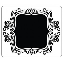 Папка за релеф - Crafts Too Embossing Folder - Fancy Frame