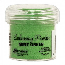 Ембосинг пудра - Ranger Embossing Powder - Mint Green
