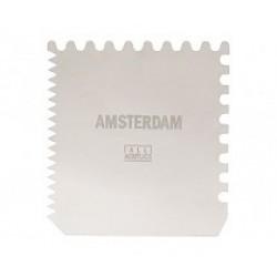 Уред за релеф с пасти, микс медиа - Amsterdam Schraper 10x10 (91465000)