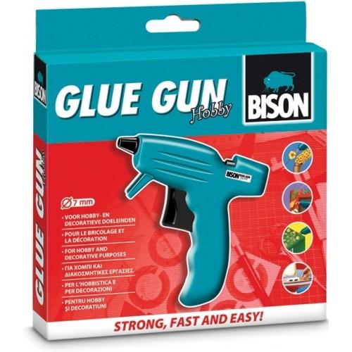 Пистолет за топло лепене - Bison Glue Gun Hobby Lijmpistool Blister (BI-6301975)