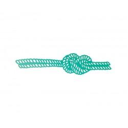 Универсална щанца за рязане и релеф моряшки възел - Couture Creations Figure 8 Knot Intricutz Dies (CO724693)