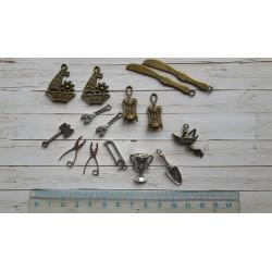 Комплект от метални елементи