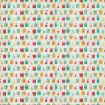 Двустранен дизайнерски картон - етикети/тагове и лопатки и кофички за пясък - Summer Memories Paper Sheet of paper SB62012