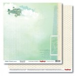 Двустранен дизайнерски картон - Double-Sided Paper (12*12 – 190gsm) Mother's Treasure - Games & Toys