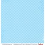 "Двустранна дизайнерска хартия - Double-sided paper 12""*12"" 190gsm, Xmas Berries Winter Wood"