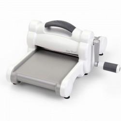 Машина за рязане и релеф - Sizzix - Big Shot Machine Only (White & Gray) - базов модел