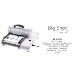 Електрическа машина за рязане и релеф - BIG SHOT EXPRESS MACHINE A5