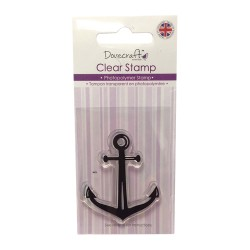 Силиконов печат котва - Dovecraft Photopolymer Clear Stamp - Anchor