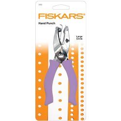 """Перфоратор - клещи - дупка 1/4"""" - Fiskars Hand Punch - Large Circle - 1/4"""""""