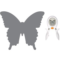 Перфоратор / пънч пеперуда -Fiskars Squeeze Punch - XL – Butterfly