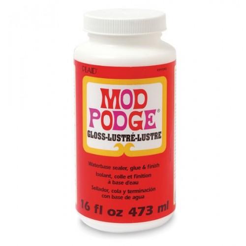 Гланциращ медиум / гланц лепило - Mod Podge • Paper Gloss 473ml