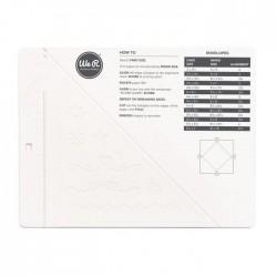 Мини дъска за биговане / прегъване - We R Memory Keepers • Score Board