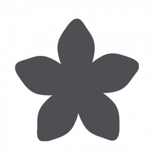 "Пънч - цвете -3.75см - Lever punch maxi 3,75cm-1,5"" bloemblad"