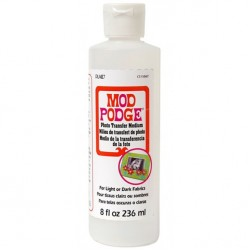 Трансфериращ медиум - Mod Podge 236ml 8 oz. photo transfer medium - 236мл