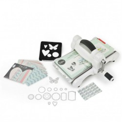 Стартов комплект Big Shot A5 -  Sizzix Big Shot (A5) starterkit