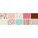 Комплект от основи за картички с пликове - 40бр. - Boxed cards x40 cards & envelopes felicity