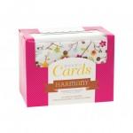 Комплект от 40бр. основи за картички с пликове - Boxed cards x 40 cards & envelopes harmony