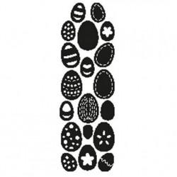 Универсална щанца - яйца - Marianne Design Craftables punch die eggs