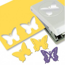 Перфоратор - пеперуда -  EK tools punch layering 3,8cm butterflies - 3.8см