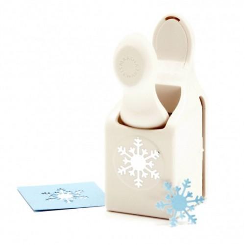 Пънч - снежинка - 3см - Martha Stewart punch classic arctic snowflake