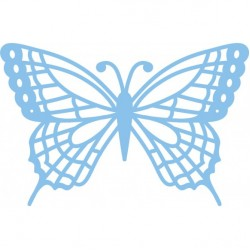 Универсален шаблон за изрязване и релеф - Creatables Butterfly 3