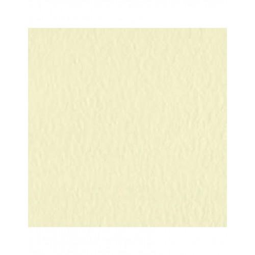 "Дизайнерски картон - крем релефен - Bazzill mono canvas 12x12"" x 1 butter cream"