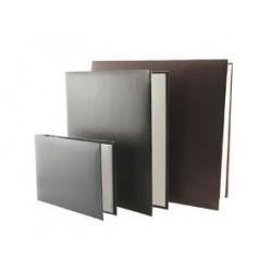 Книга за спомени с твърди черни корици 22 х 27см  - Memory book 22x27 cm. black