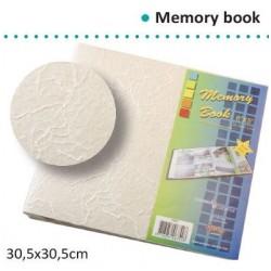 """Албум за спомени 12"""" х 12"""" - Memory book natural paper 12x12"""""""