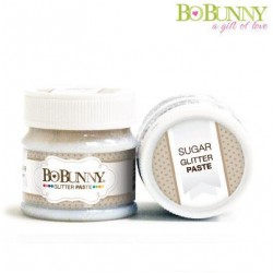 Брокатена паста снежен ефект - Bo Bunny - glitter paste sugar