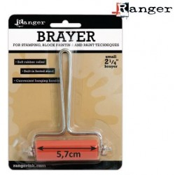 Малък валяк за разнасяне на мастило - Ranger - Inkssentials inky roller small brayer