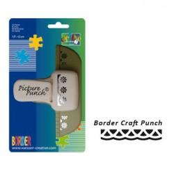 Бордюрен перфоратор - Border Craft punch Fence